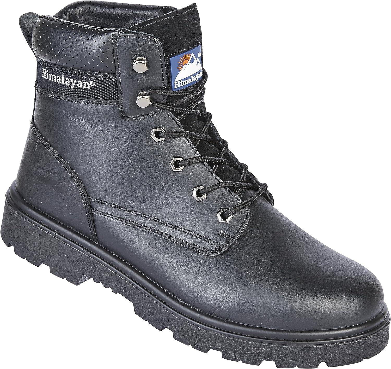 Himalayan 1120 S3 SRC Black Leather
