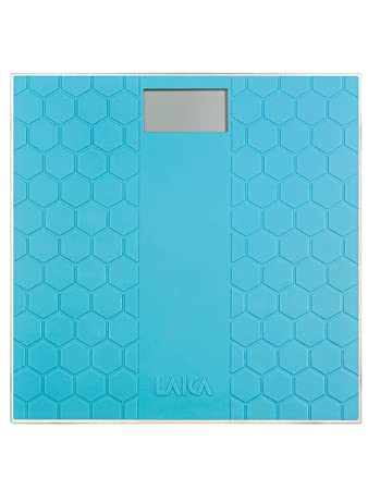 Laica PS1070 Electronic Bathroom Scale, Blue