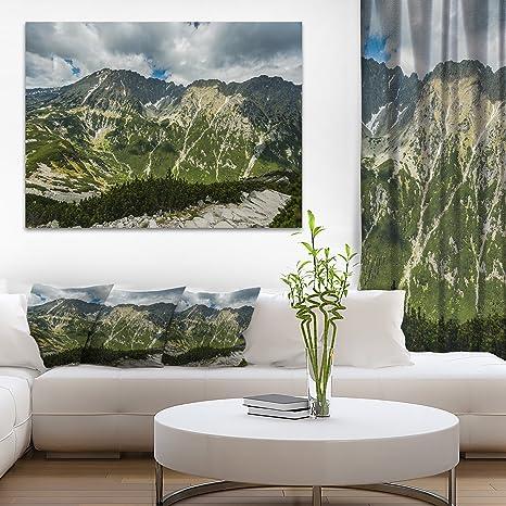 Amazon Com Panoramic Landscape Canvas Art