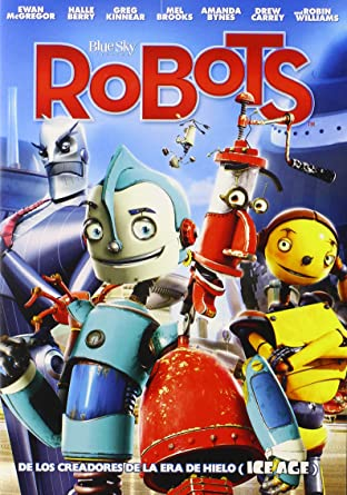 Robots [Reino Unido] [DVD]