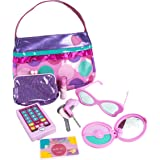 Play Circle Purse Set Pretend Play for Kids