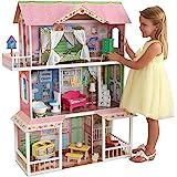 KidKraft 65935Sweet Savannah Puppenhaus, Mehrfarbig