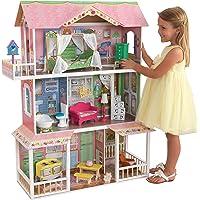 KidKraft- Sweet Savannah Casa de muñecos de madera