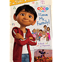 Coco:  My Family: A Book of Memories