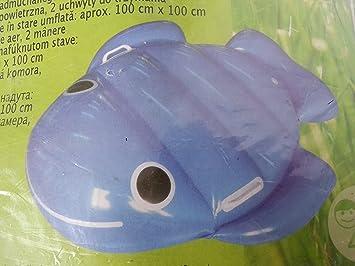 Kinderbadespaß Schwimmtier Fisch