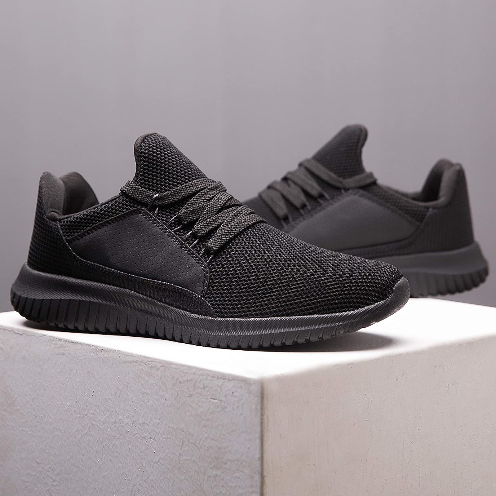 Krystory Casual Running SneakersMen and Women Breathable - 4