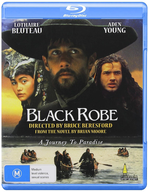 Black Robe [Blu-ray] [Import] B00E3PK2PQ