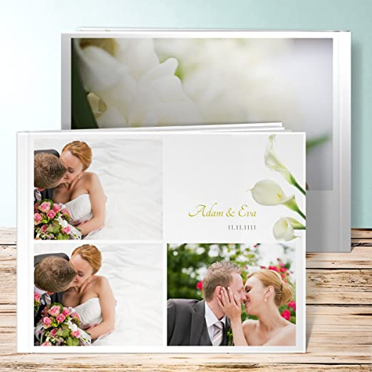 Fotobuch Zur Goldenen Hochzeit Blume Der Liebe 56 Seiten