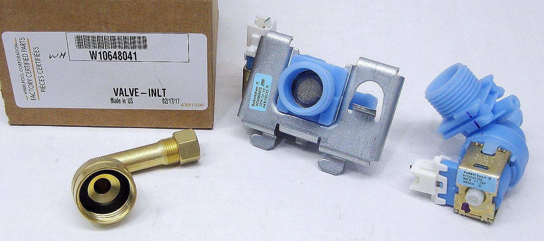 Whirlpool W10648041 Inlet Valve