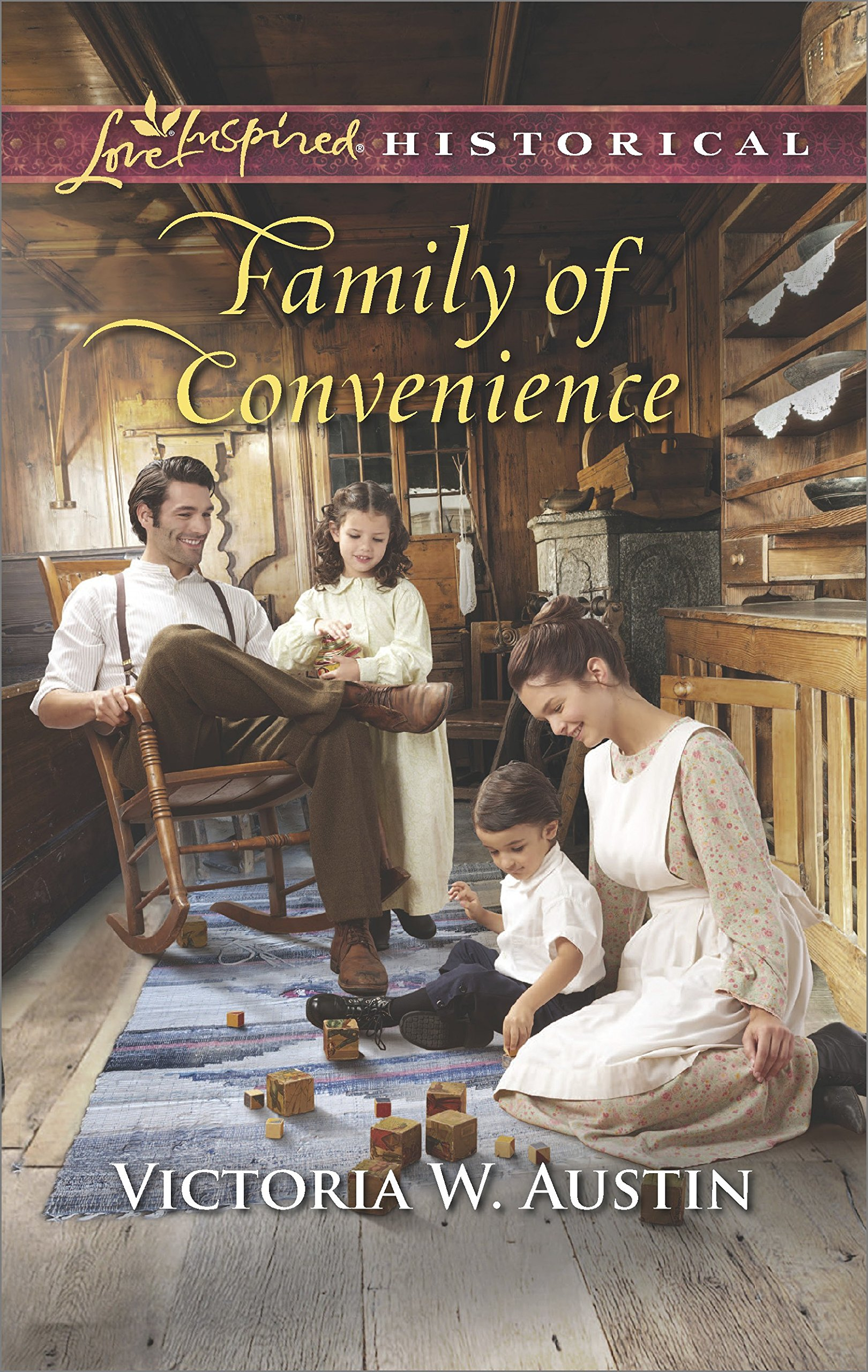 Family Convenience Love Inspired Historical