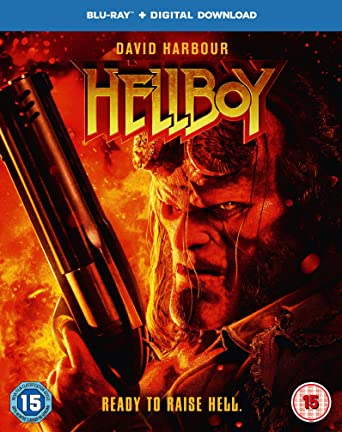 Hellboy [Blu-ray] [2019]: Amazon co uk: David Harbour, Daniel Dae