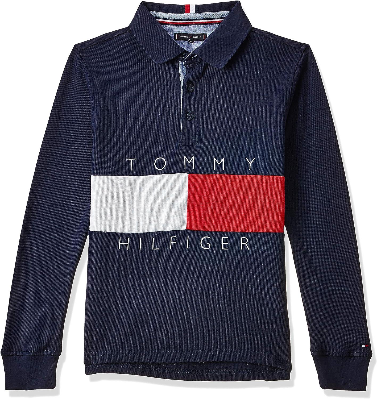 Tommy Hilfiger KB0KB05121 Polo niño 24M: Amazon.es: Ropa y accesorios