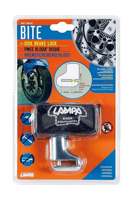 caliper brake lock bite