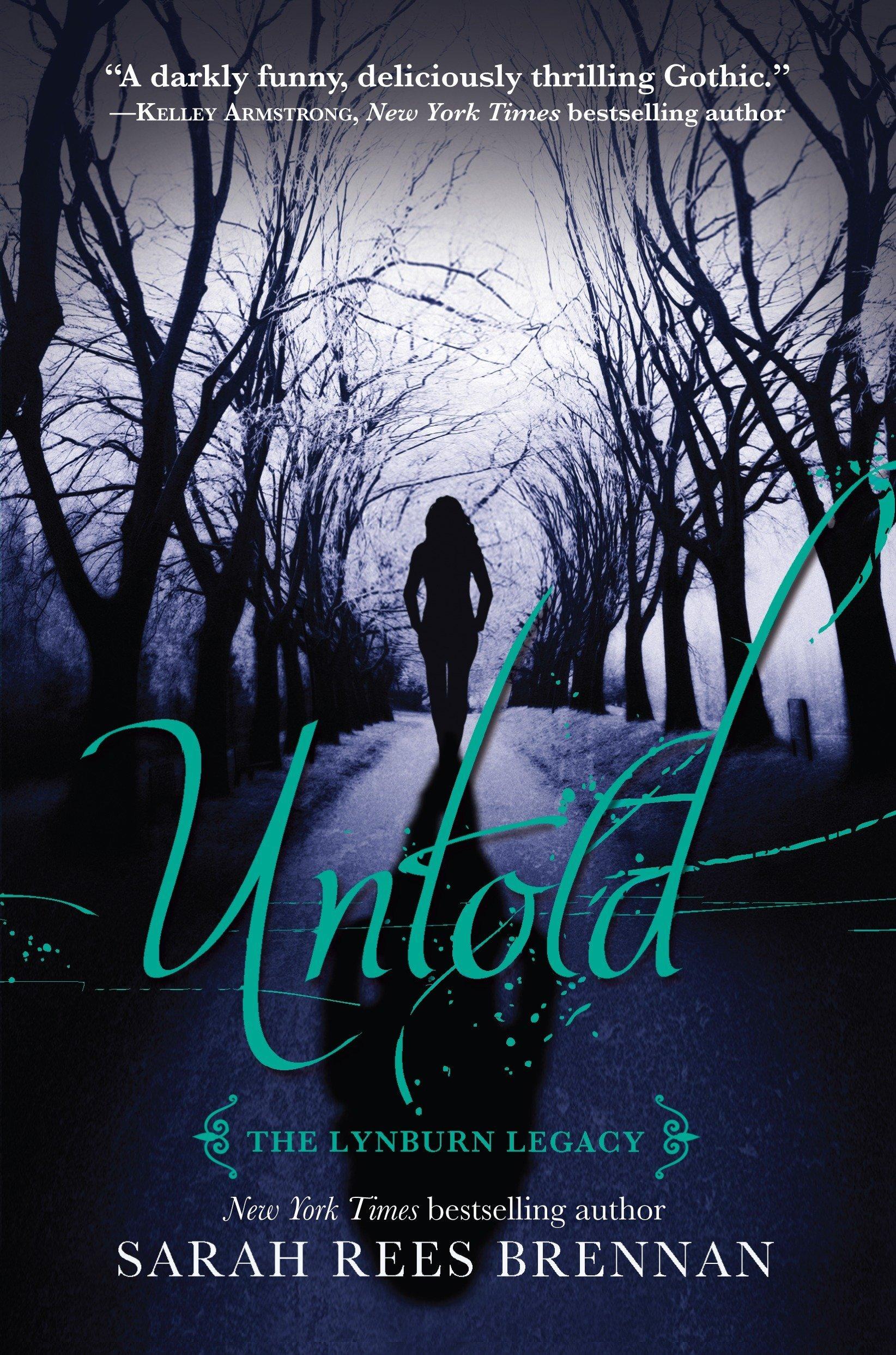 Untold (The Lynburn Legacy Book 2) PDF