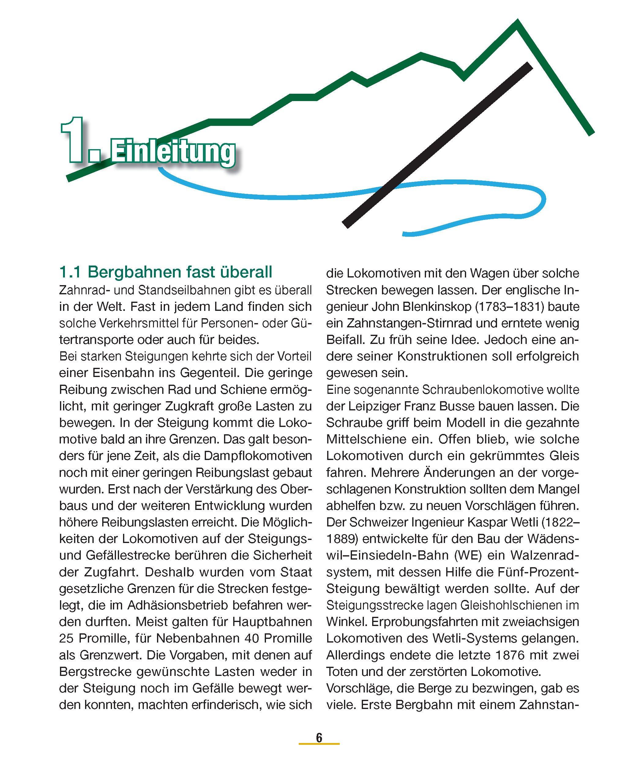 Fachbuch Bergsteiger Zahnrad /& Standseilbahnen Deutschlands STATT 14,95 € NEU