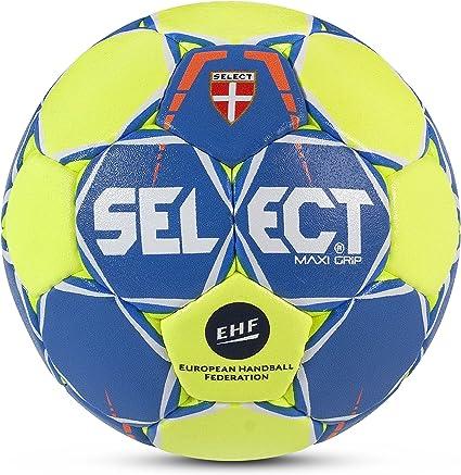 SELECT Maxi Grip 2.0 Balón de Balonmano, Unisex Adulto: Amazon.es ...
