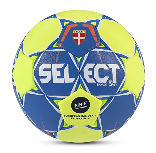 SELECT Maxi Grip 2.0 Balón de Balonmano, Unisex Adulto: Amazon.es ...