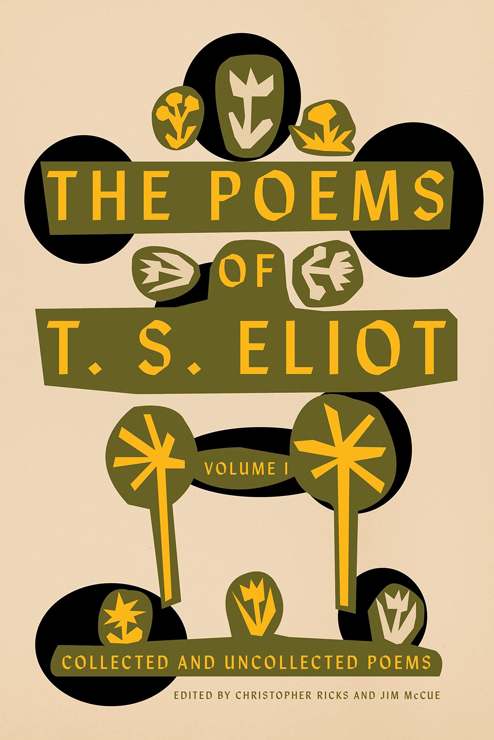Image result for the poems of t s eliot christopher ricks