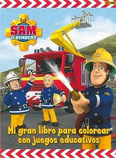 Mi Gran Libro Para Colorear Con Juegos Educativos