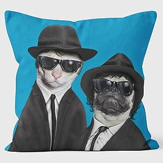 Hermanos - cojín de Pets Rock Welovecushions