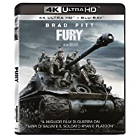 Fury (4K Ultra HD + Blu-Ray)