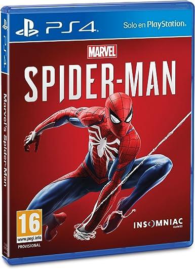 Oferta amazon: Marvel's Spider-Man (PS4)