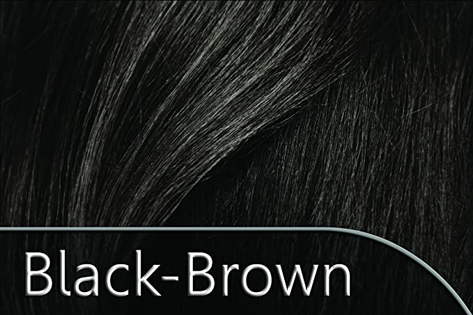 Hairfor2 Hair Thickening Spray Color Black-Brown - 100 ml: Amazon.es: Belleza