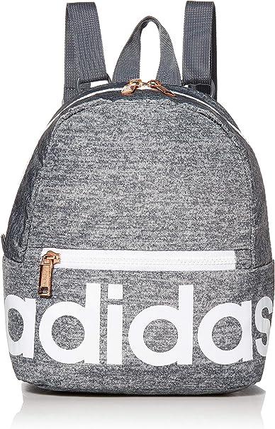 Maduro Comité conservador  adidas Originals Linear Mini-Rucksack für Erwachsene, Unisex-Erwachsene,  Linear, Mini-Rucksack, Linear Mini Backpack, Jersey-Onix/Weiß/Rotgold,  Einheitsgröße: Amazon.de: Bekleidung