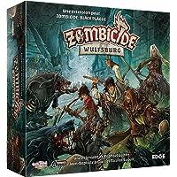Asmodee UBIZBP02 - Zombicide Black Plague - Wulfsburg