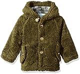Wippette Little Boys' Sherpa Jacket, Olive, 4