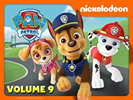 Amazon com: Watch PAW Patrol Season 9   Prime Video