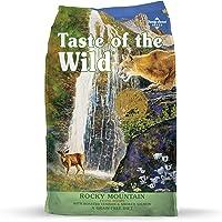2. Taste of the Wild Dry Cat Food