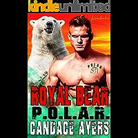 Royal Bear: Shifter Romance (P.O.L.A.R. 5) (German Edition) book cover