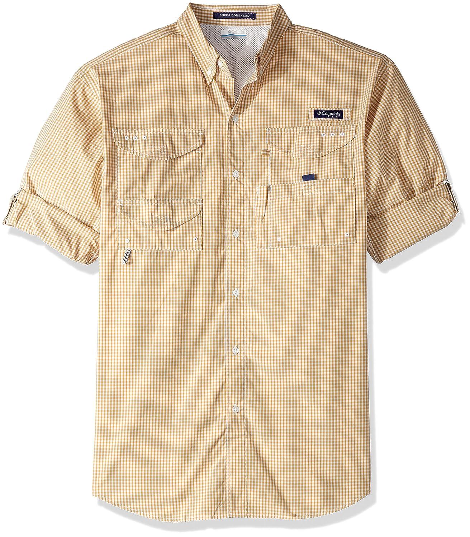 709378c3933ab7 Columbia Womens Bonehead Short Sleeve Fishing Shirt - BCD Tofu House
