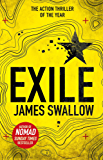 Exile: The explosive new action thriller from the Sunday Times bestselling author of Nomad (The Marc Dane series Book 2) (English Edition)