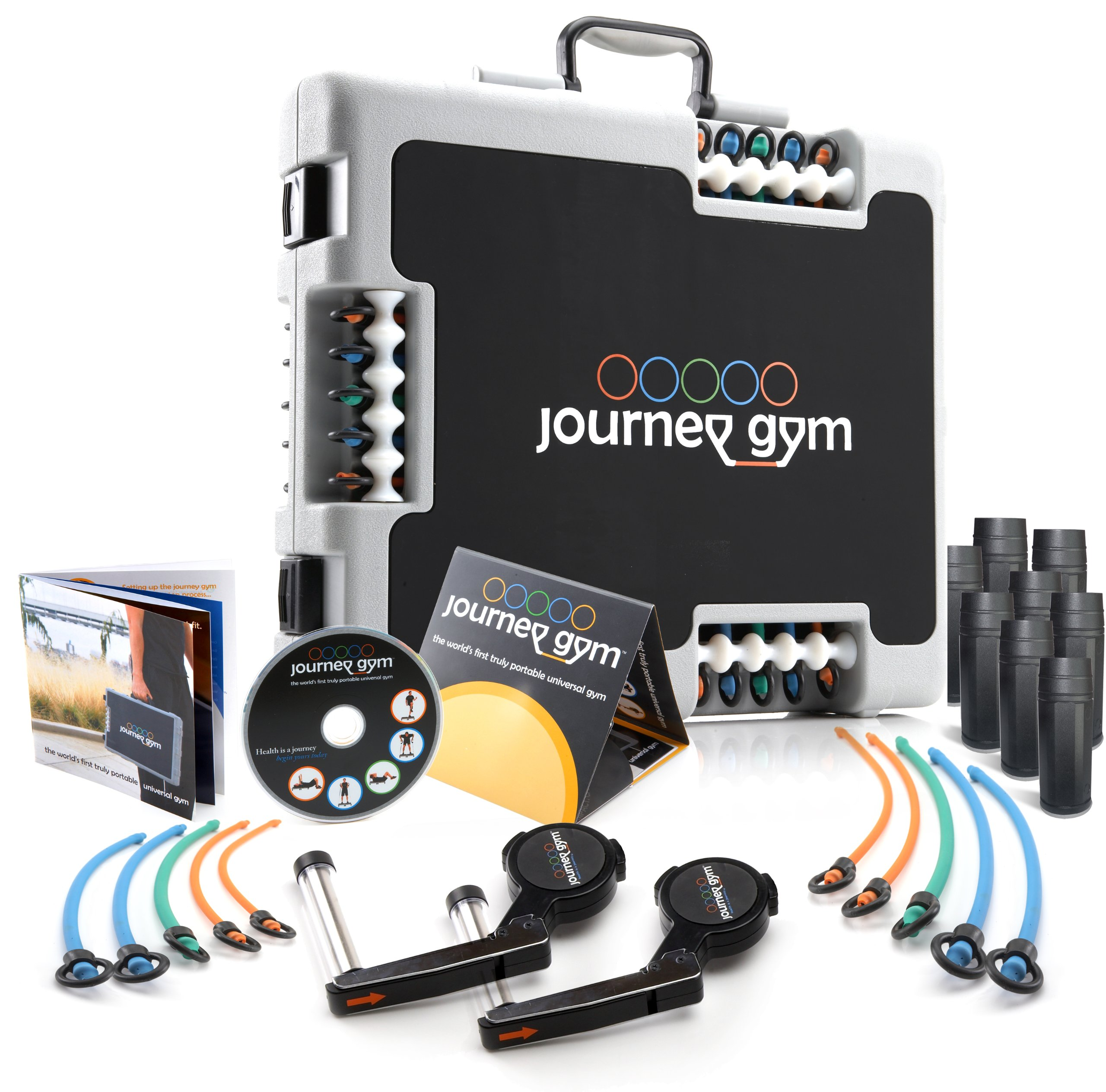 Journey Gym Portable Universal Gym for Cardio, Strength and Circuit Training by Journey Gym