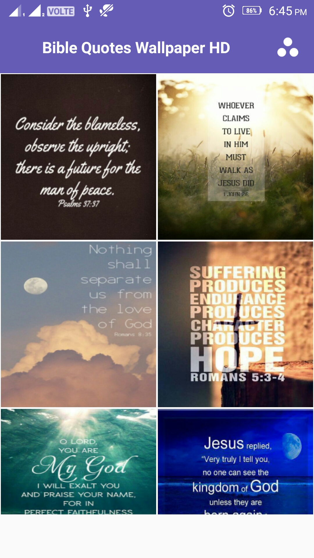 bible quotes k hd es appstore para android
