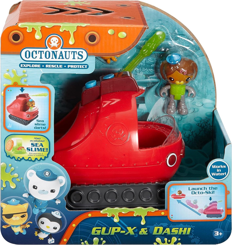 Octonauts Fisher-Price Gup-X /& Dashi