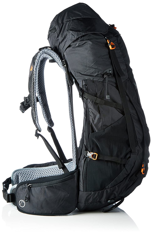 Lowe Alpine AIRZONE Trek Plus 45:55 Backpack (Black): Amazon.es: Deportes y aire libre