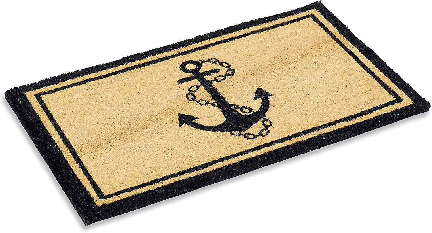 Sup Super Absorbent Anti-Slip Mat Indoor//Outdoor Decor Rug Doormat 24x16 inch Home Decor