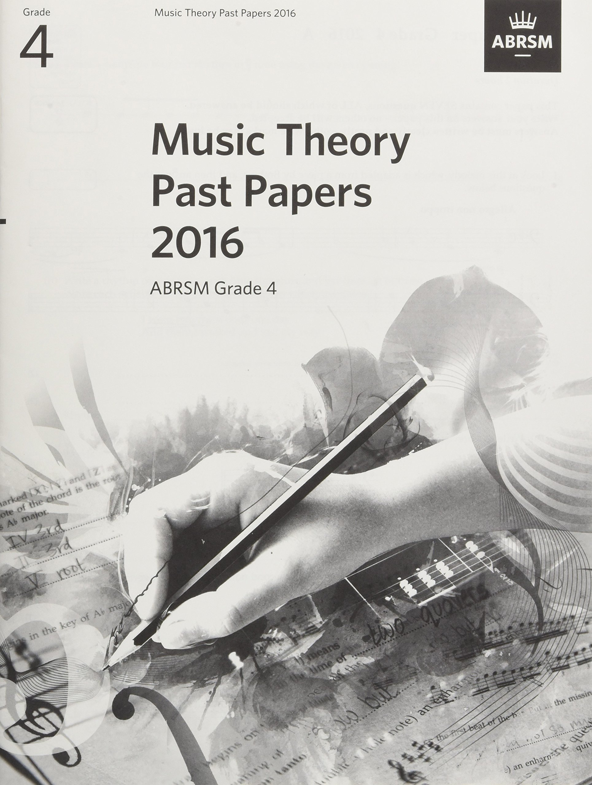 Music Theory Past Papers 2016 Model Answers, ABRSM Grade 8 (Theory