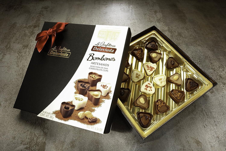 Delaviuda Bombones de Chocolate - 180 gr: Amazon.es: Alimentación y bebidas