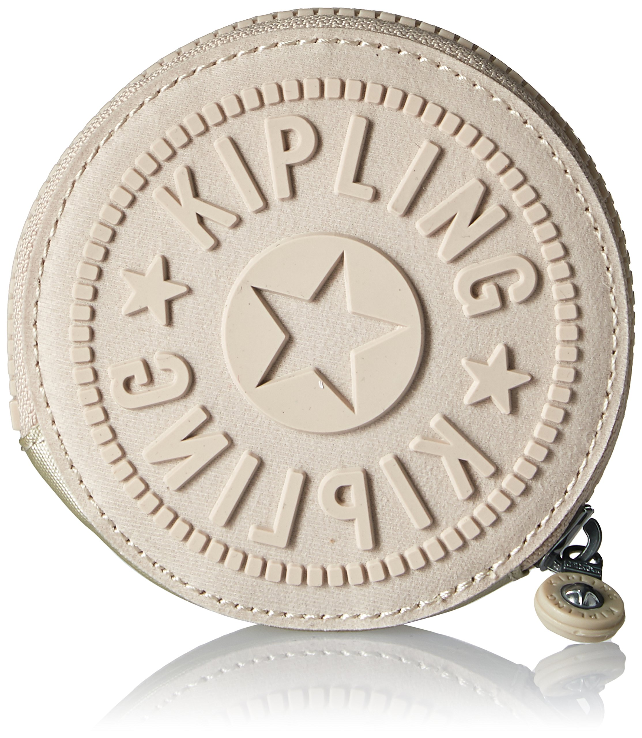 Kipling Women's Aeryn Gm Coin Purse, Sparklygld, One Size