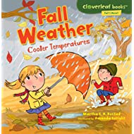 Fall Weather: Cooler Temperatures (Cloverleaf Books: Fall's Here!)