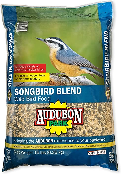 The Best Nature's Song Bird Food