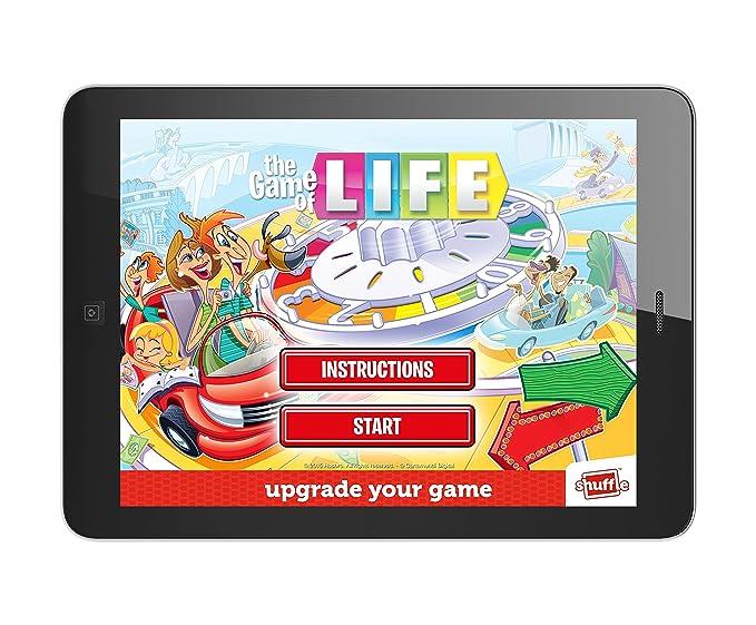Shuffle Juego de Cartas Game of Life: Amazon.es: Juguetes y ...
