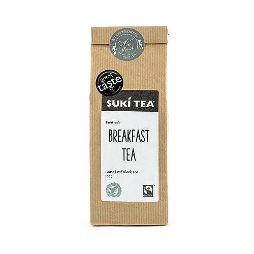 Suki Tea Breakfast Loose Black Tea 100 g