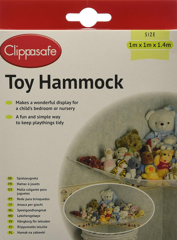 Clippasafe Corner Toy Hammock Clippasafe Ltd CL370 Accessories Import-Gbr