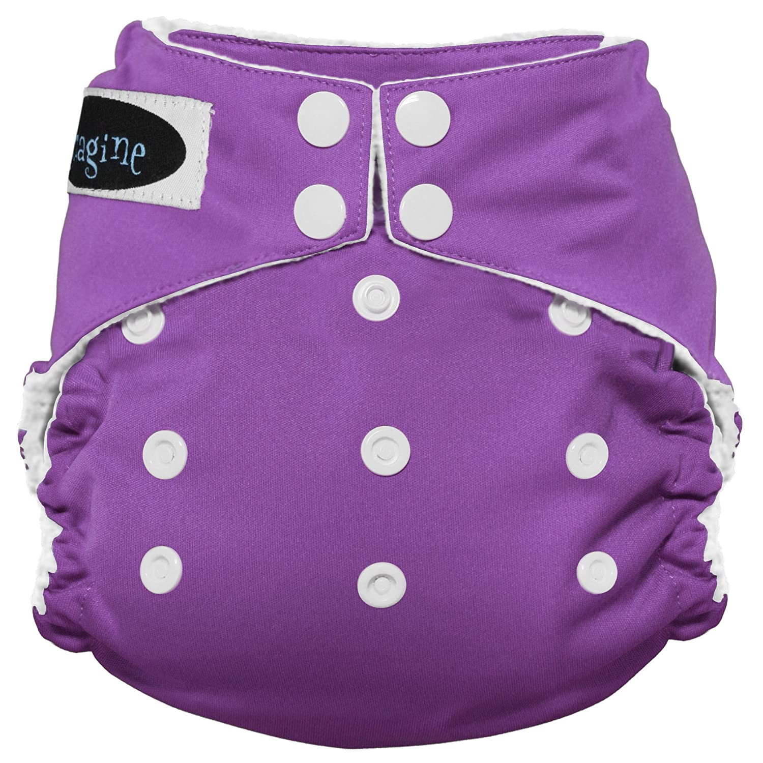 Top 6 Best Cheap AIO Cloth Diapers Reviews in 2021 6