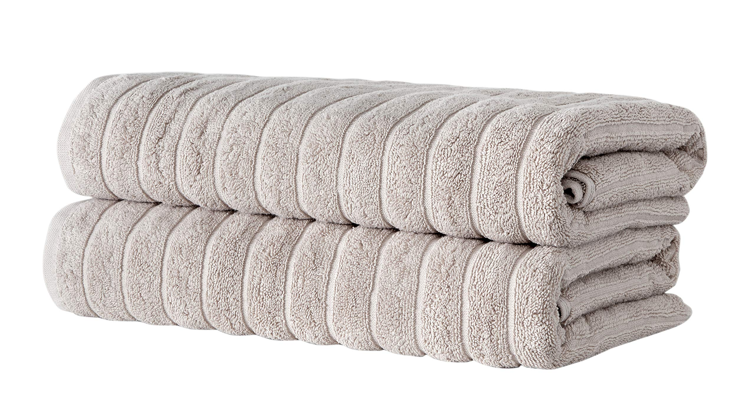 Durable /& Plush Luxury Towels Bagno Milano Jacquard-Woven Towels Soft Spa Towel Bundle- Mint 5 Pcs Ultra-Absorbent /& Fast-Drying Spa Towels Eco-Friendly Towels Non-GMO Turkish Cotton Towels